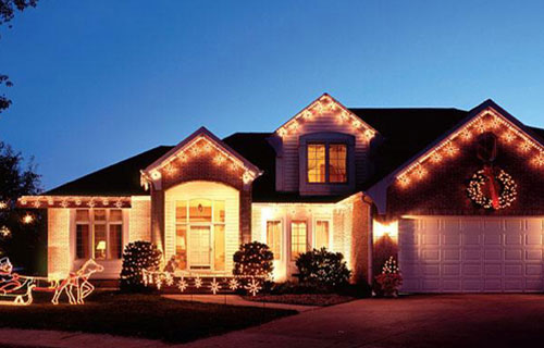 Christmas Lighting Displays